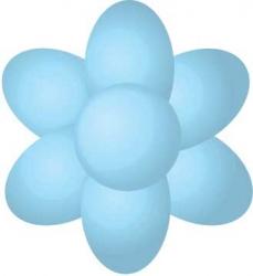 Paste colour 25g - Baby Blue