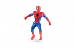LICENSED FIGURES: SPIDERMAN