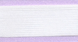 40mm lilac organza ribbon - 25 meter reel