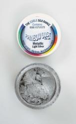 Edible silk - Silver