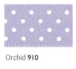 Orchid 25mm micro dot ribbon - 20 meter reel