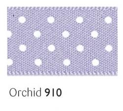 Orchid 25mm micro dot ribbon - 20 meter reel
