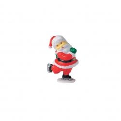 ice skating Santa - 50mm