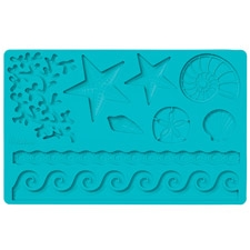 Fondant and Gum paste moulds - Sea life