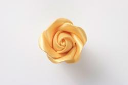 SugarDec Gold Rose Bud - 32mm