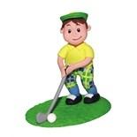Claydough Golfer