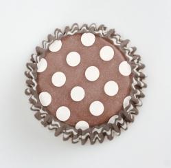 54 x Chocolate spot cases - 2208