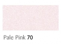 Pale pink 25mm ribbon - 20 meter reel