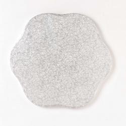 Silver petal board - 10