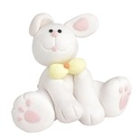 Claydough White Rabbit