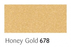 Honey Gold 25mm ribbon - 20 meter reel