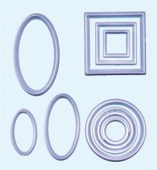 Geometric  Cutter 10 Set
