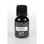 Black Metallic paint