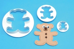 Teddy bear 3 pc set