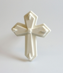 SugarDec Cross 95mm x 80mm