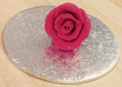 Fuschia 4cm Rosebud