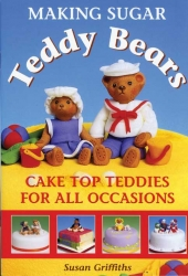 Making Sugar Teddy Bears