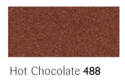 Hot chocolate 25mm ribbon - 20 meter reel