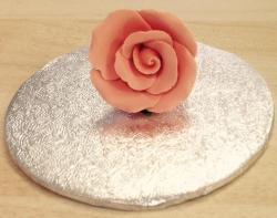 Shell Pink 3cm Rosebud