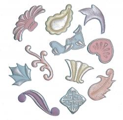 decorative tappit set