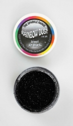 Rainbow jet black