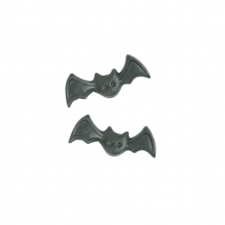Black Sugar Bats - 37mm