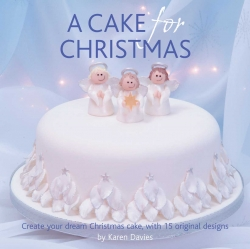 A cake For Christmas - Karen davies