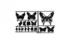 Butterflies, Ladybirds & Bees 65mm x 60mm