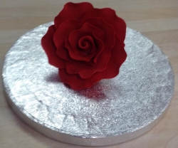 Red 7cm Rose