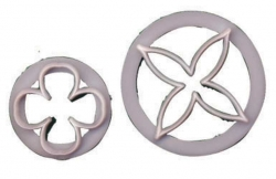 Fuschia Cutter 2 set