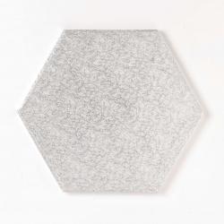 Silver Hexagonal board 9