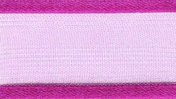 25mm dusty pink organza ribbon - 25 meter reel