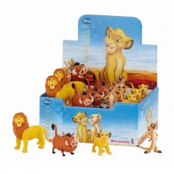 Lion King Figures (Set Of 4)