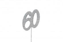 Glitter Number 60