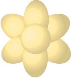 Paste colour 25g - Cream