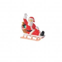 Sanat on Sleigh - 45mm