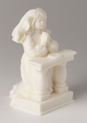 Ornament - Girl Praying - 102mm