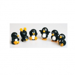 Assorted Penguins - 40mm