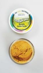 Edible Silk - Golden Sands
