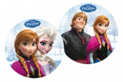 WAFER 20CM DISC: FROZEN ASSORTMENT OF 2 DESIGNS