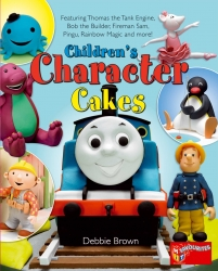 Childrens Character cakes