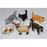 Plastic Cats