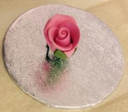Fuschia 2.2cm Rosebud