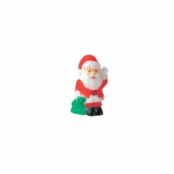 Santa figure with sack - 45mm