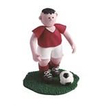 Footballer- Red Strip