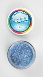 Rainbow Dust Sparkle Crystal Blue