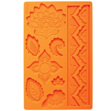 Fondant and Gum paste moulds - Global