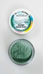 Edible silk - Galactic Green