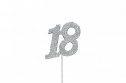Glitter Number 18