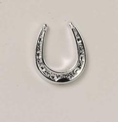 silver colour Horseshoe - 13mm